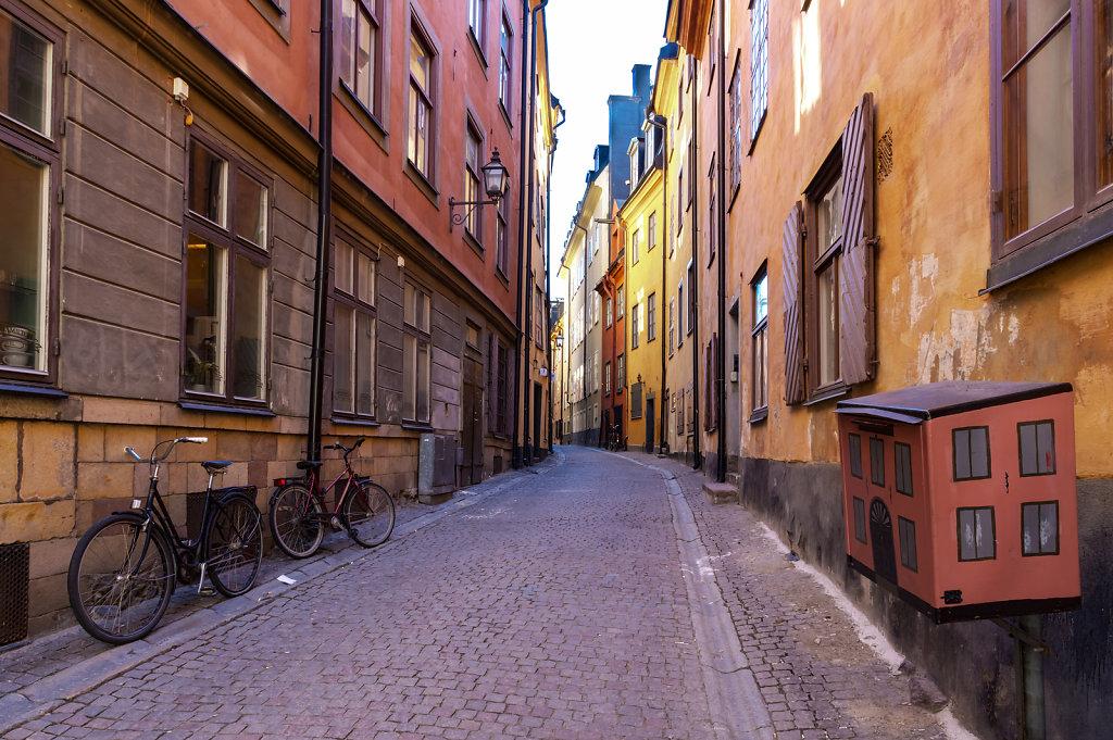 Prästgatan, Old Town, Stockholm