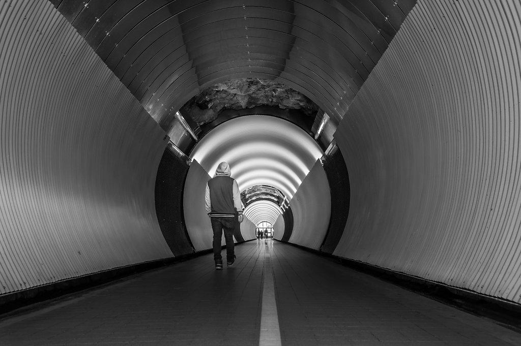 Brunkebergstunneln, Stockholm