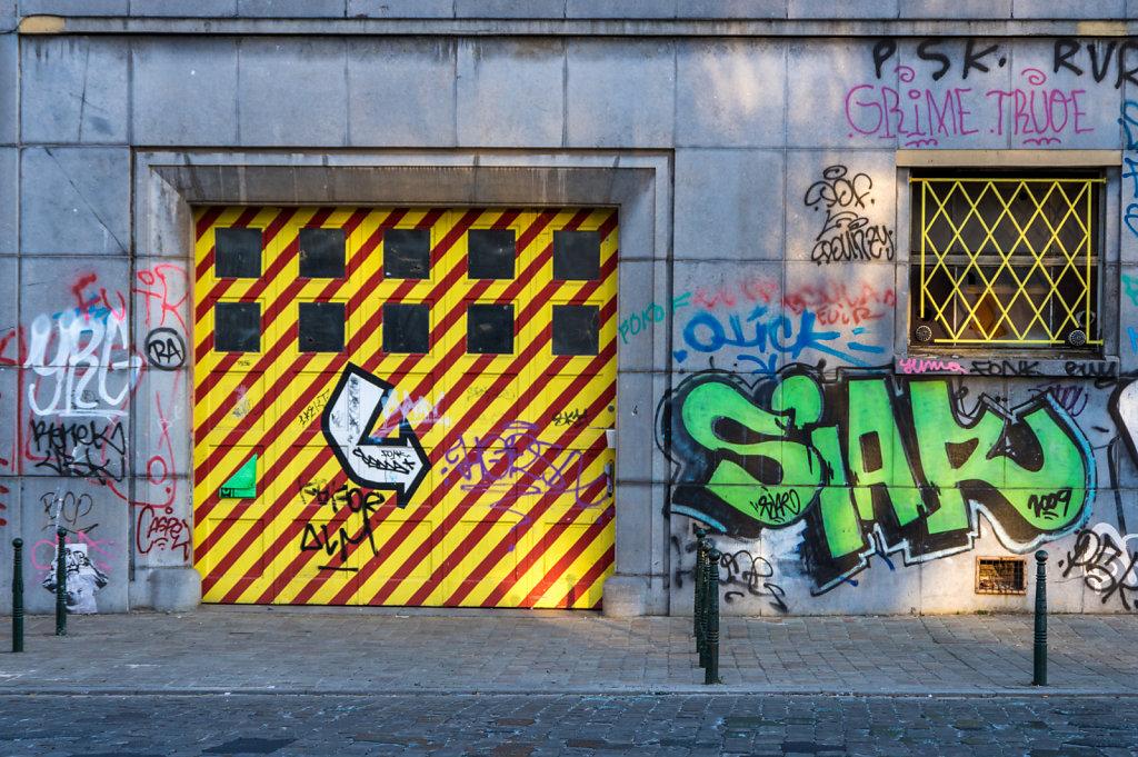 Brussels Graffiti 1