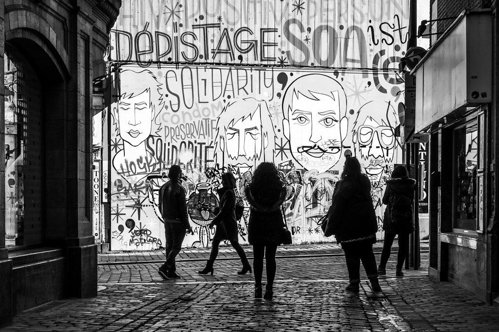 Brussels Graffiti 4