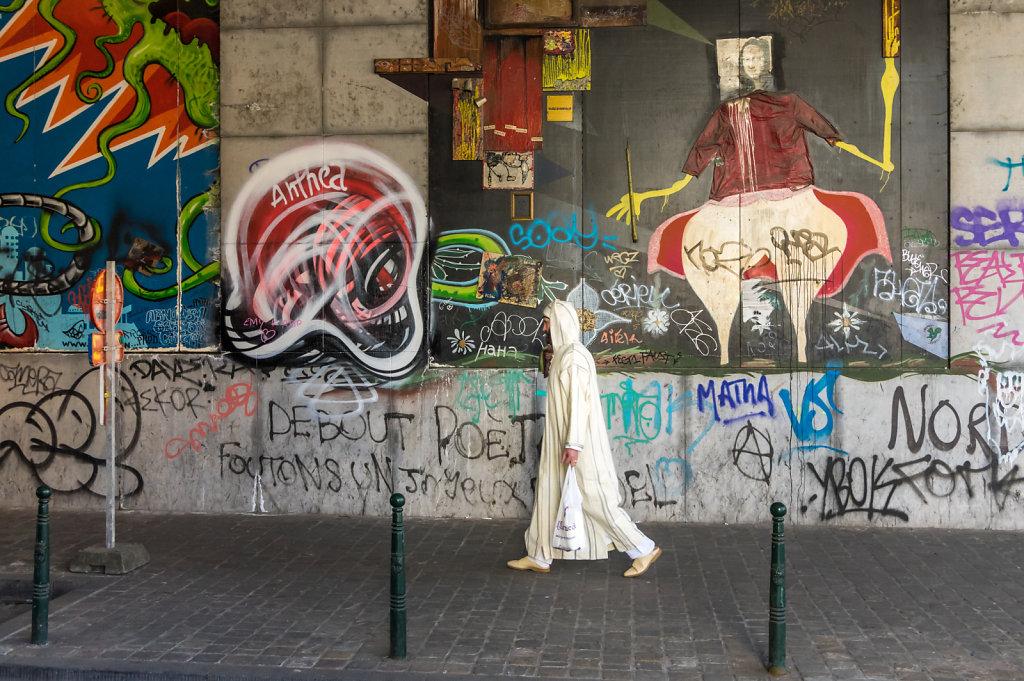 Brussels Graffiti 3