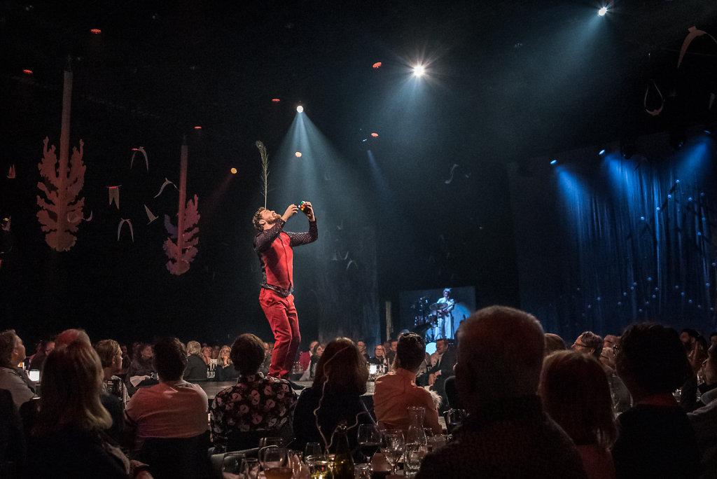 2018 Cirkus Cirkör